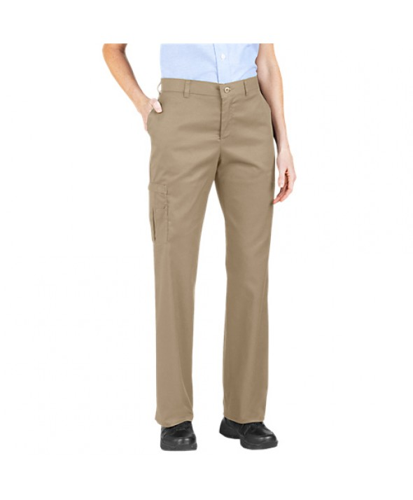 Dickies women's pants FP223KH - Khaki