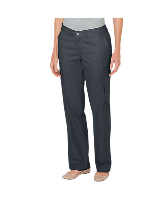Dickies women's pants FP2372DC - Dow Charcoal
