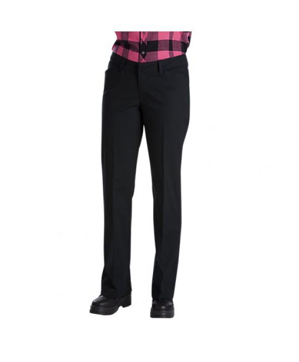 Dickies women's pants FP321BK - Black
