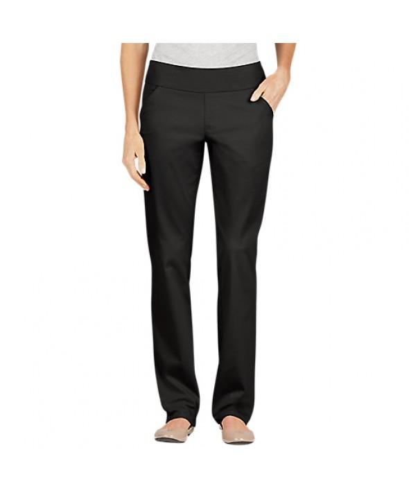 Dickies women's pants FP421RBK - Rinsed Black