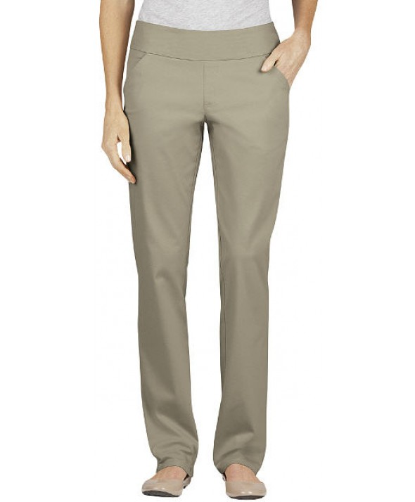 Dickies women's pants FP421RDS - Rinsed Desert Sand