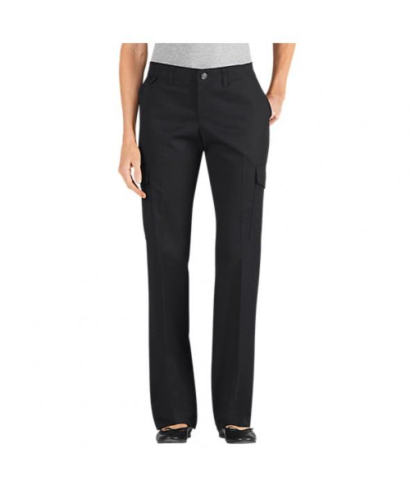 Dickies women's pants FP537BK - Black