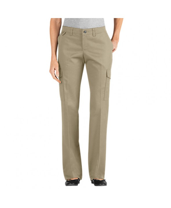 Dickies women's pants FP537DS - Desert Sand