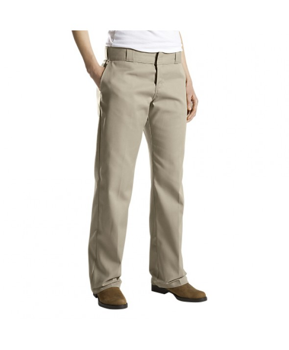 Dickies women's pants FP774KH - Khaki
