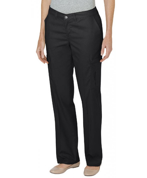 Dickies women's pants FPW2372BK - Black