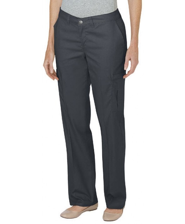 Dickies women's pants FPW2372DC - Dow Charcoal