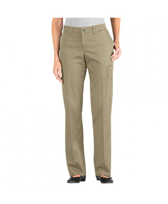 Dickies women's pants FPW337DS - Desert Sand