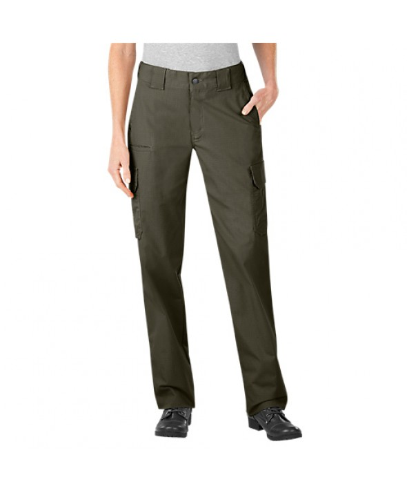 Dickies women's pants FPW704GC - Tactical Green