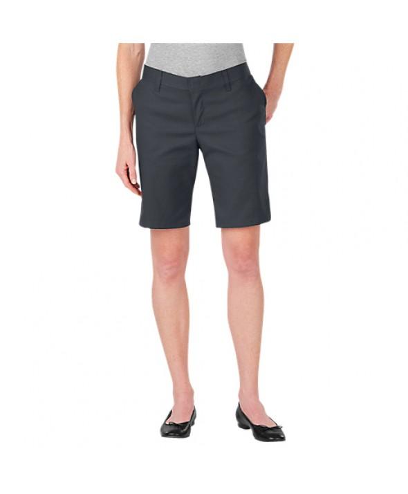 Dickies women's shorts FR221DC - Dow Charcoal