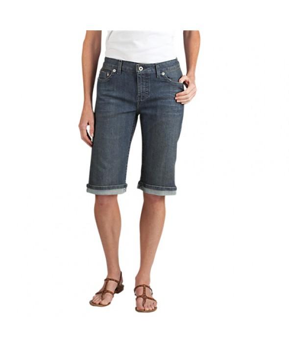 Dickies women's shorts FR332ATD1 - Antique Dark 1