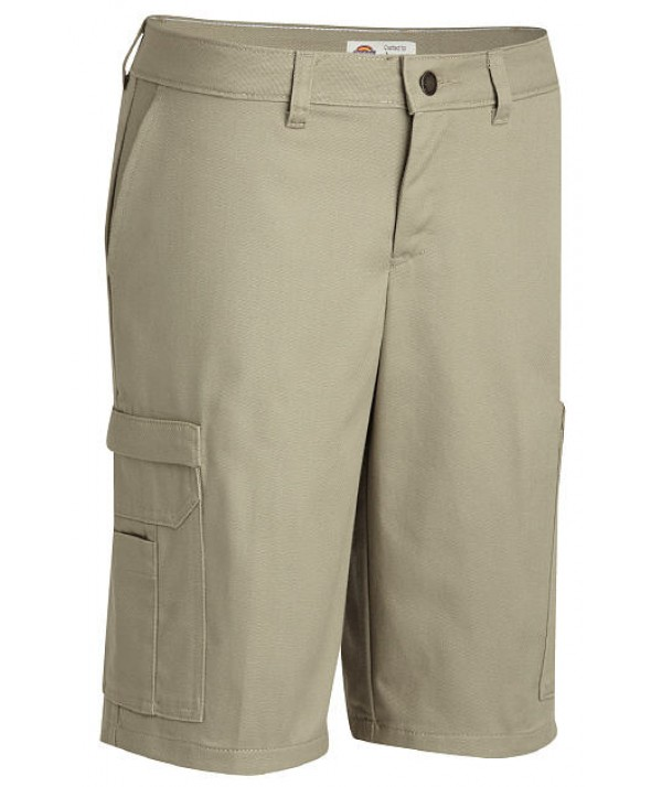 Dickies women's shorts FR337DS - Desert Sand