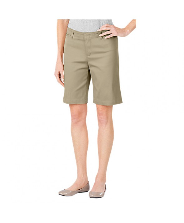 Dickies women's shorts FR604DS - Desert Sand