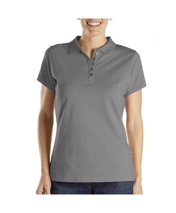 Dickies women's shirts FS023HG - Heather Gray