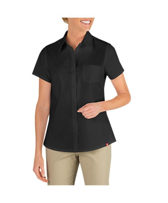 Dickies women's shirts FS086BK - Black