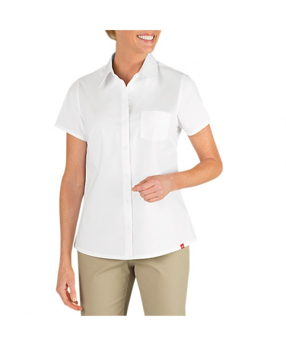 Dickies women's shirts FS086WH - White