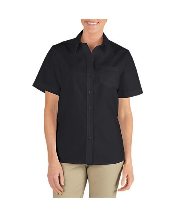 Dickies women's shirts FS136BK - Black