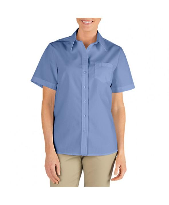 Dickies women's shirts FS136LW - Light Blue Dow