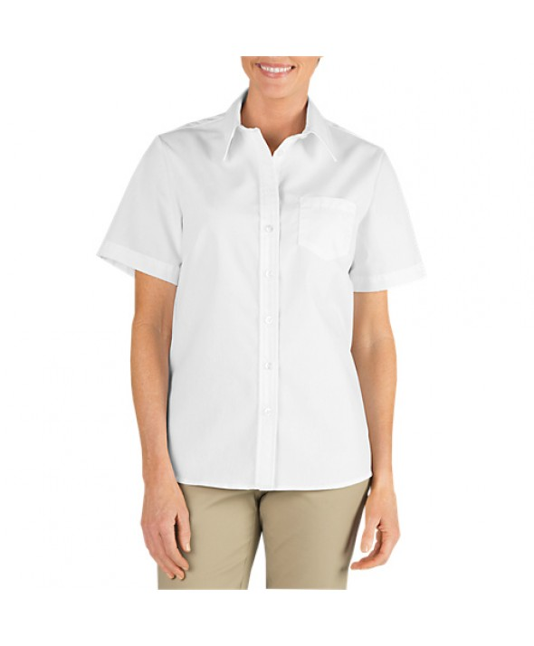 Dickies women's shirts FS136WH - White