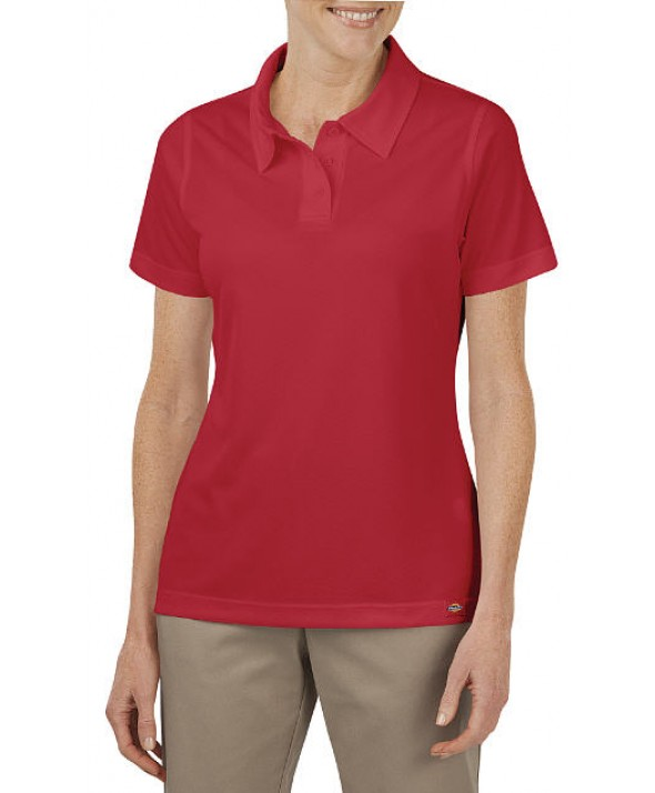 Dickies women's shirts FS405ER - English Red