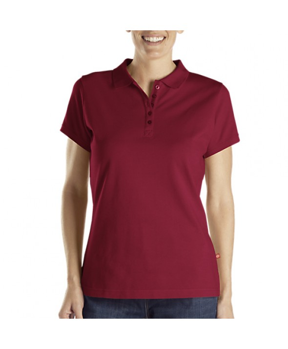 Dickies women's shirts FSW023HD - Cherry Red