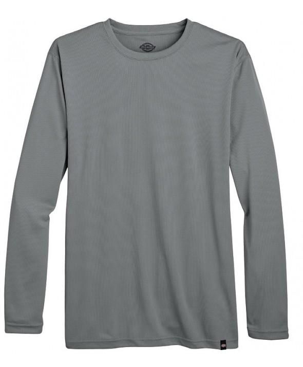 Dickies men's shirts JL500SM - Smoke