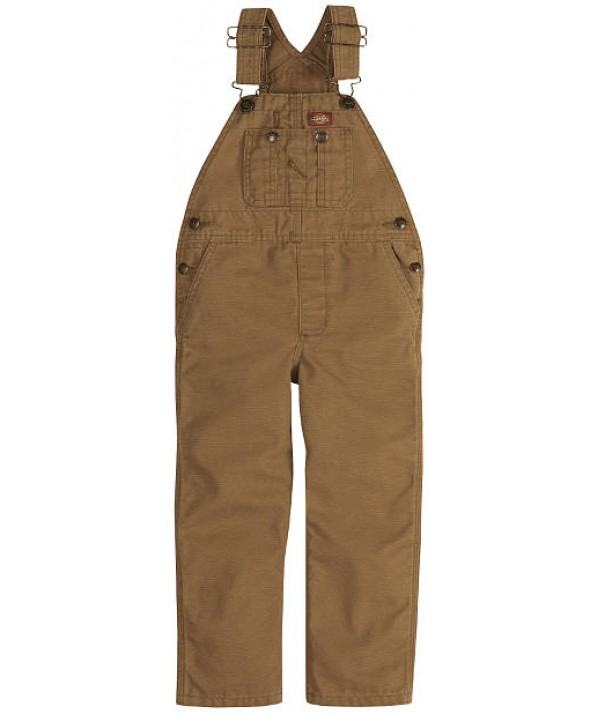 Dickies boy's pants KB3103RBD - Rinsed Brown Duck