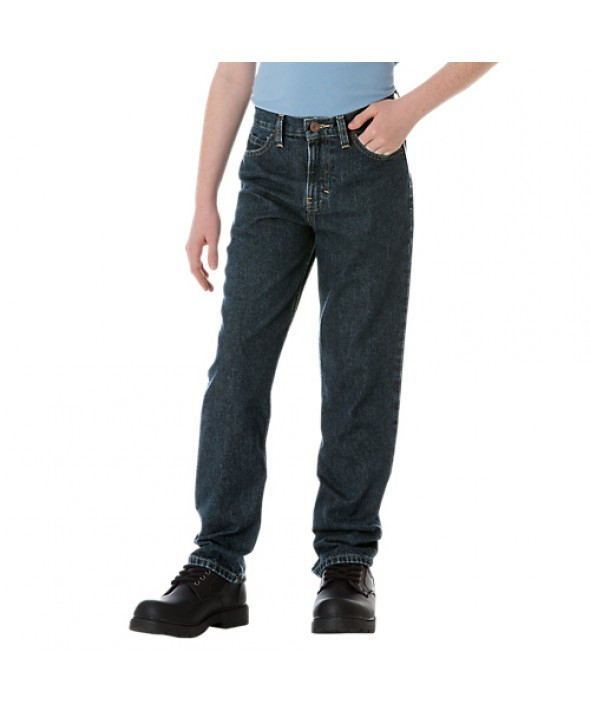 Dickies boy's pants KD110THK - Tinted Heritage Khaki