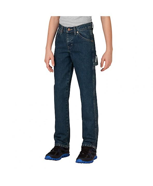 Dickies boy's pants KD130THK - Tinted Heritage Khaki