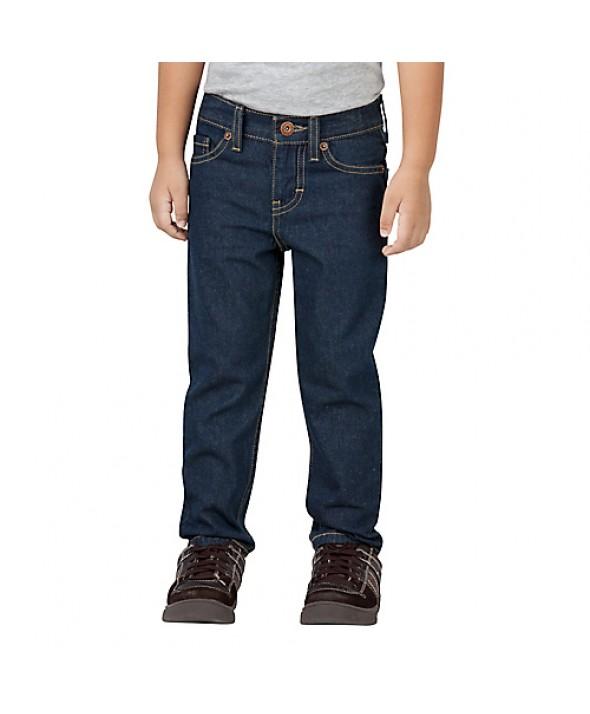 Dickies boy's pants KD210MNT - Med Stonewash W/ Tint
