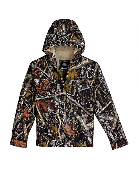 Dickies boy's jackets KJ3350CNC - Camo New Conceal