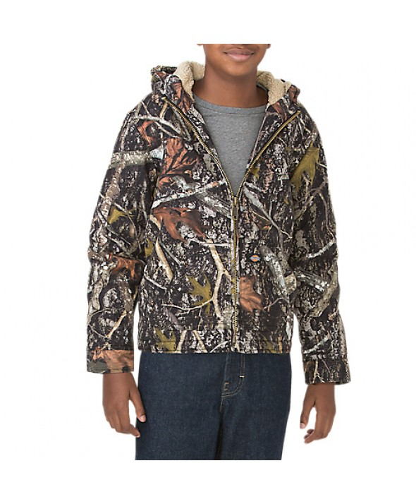 Dickies boy's jackets KJ350CNC - Camo New Conceal