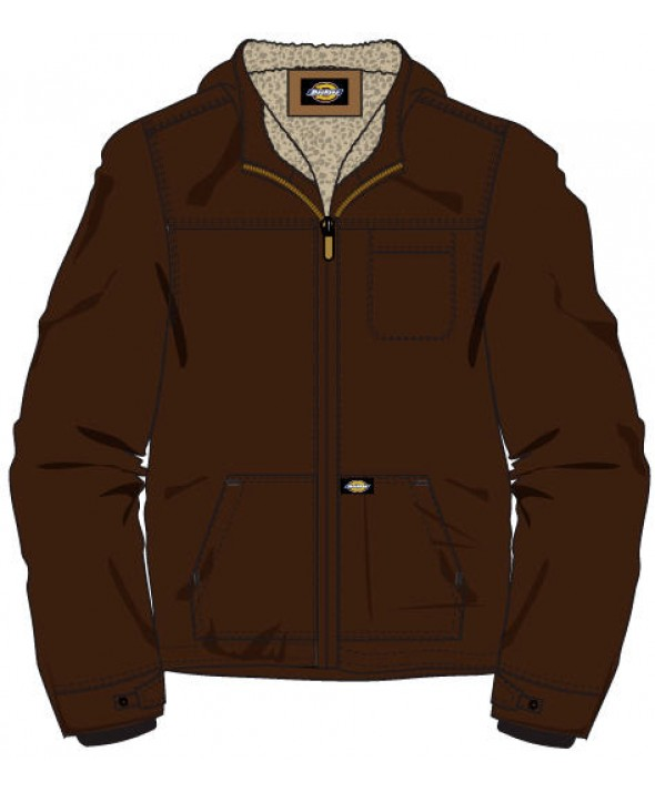 Dickies boy's jackets KJ350RTB - Rinsed Timber