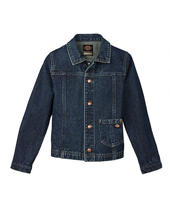 Dickies boy's jackets KJ3904VI - Vintage Indigo