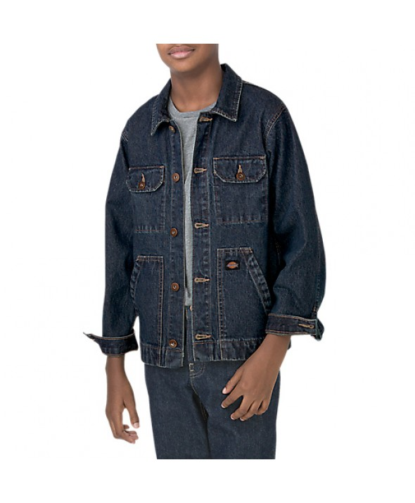 Dickies boy's jackets KJ904VI - Vintage Indigo