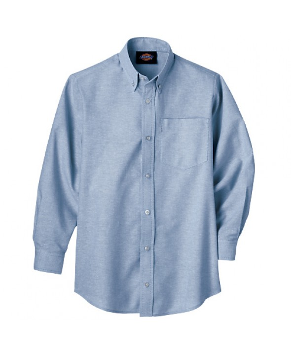 Dickies boy's shirts KL920LB - Light Blue