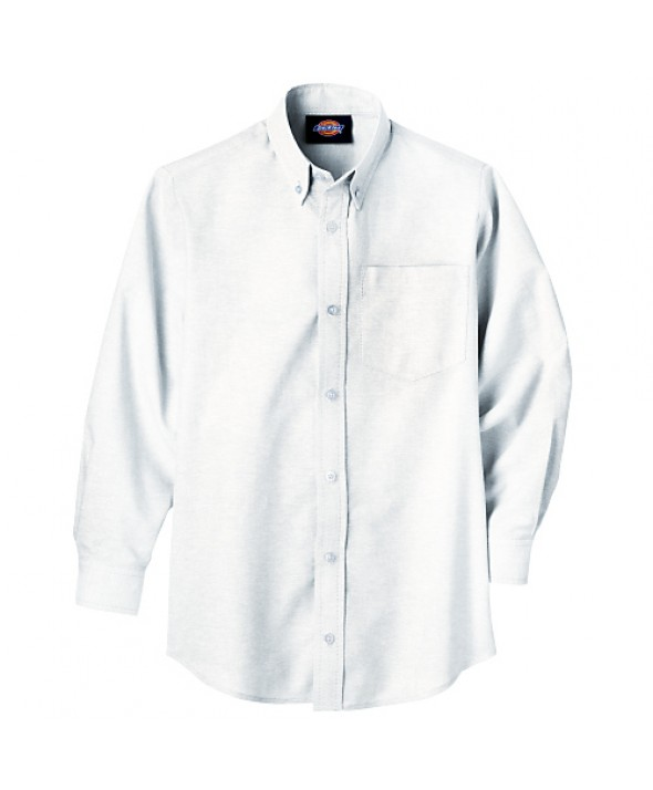 Dickies boy's shirts KL920WH - White