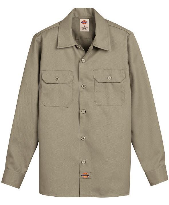 Dickies boy's shirts KL921KH - Khaki