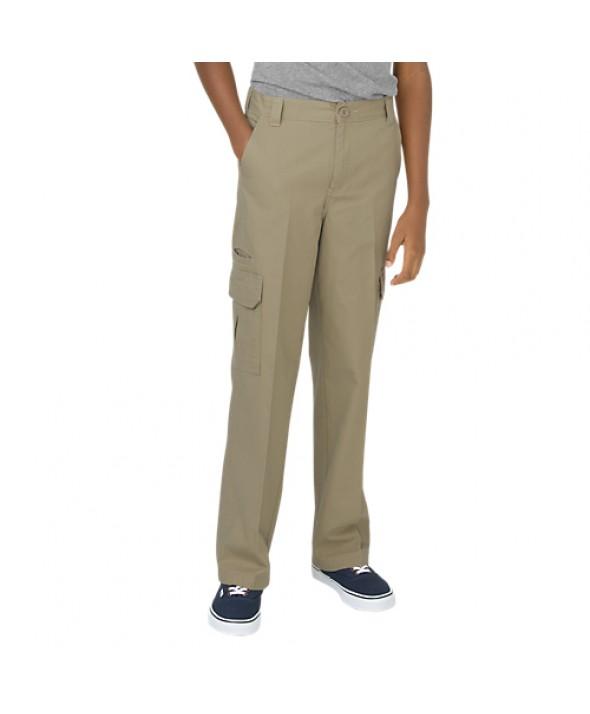 Dickies boy's pants KP3414RDS - Rinsed Desert Sand