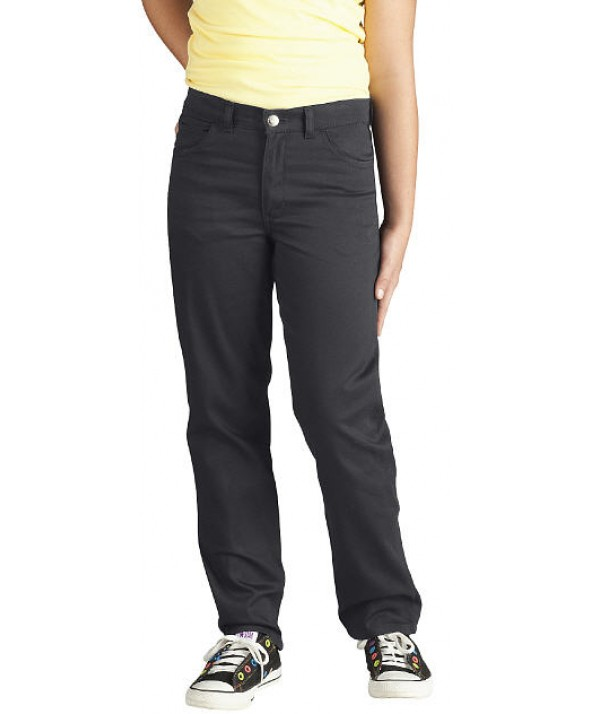 Dickies girl's pants KP360BK - Black