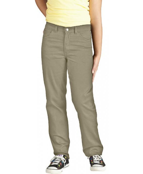 Dickies girl's pants KP360DS - Desert Sand