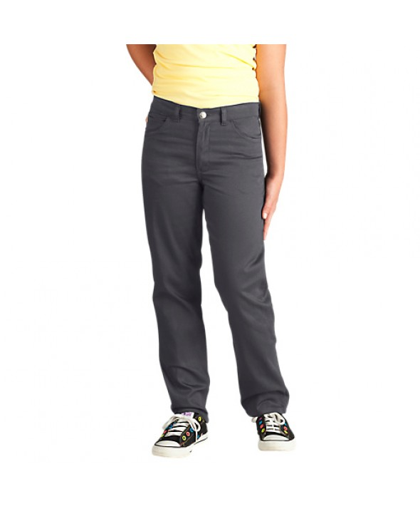 Dickies girl's pants KP560CH - Charcoal
