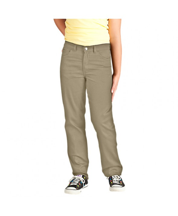 Dickies girl's pants KP560DS - Desert Sand