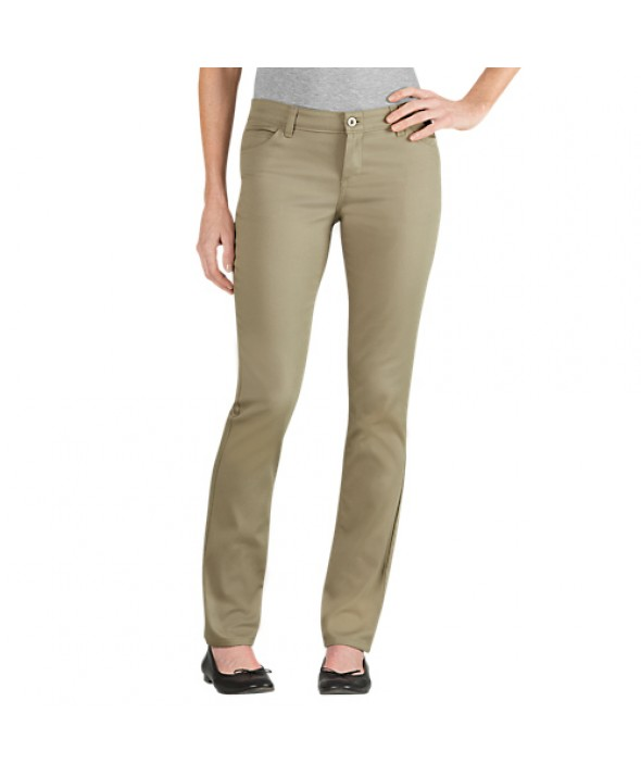 Dickies girl's pants KP760DS - Desert Sand