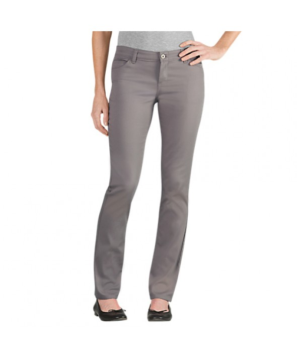 Dickies girl's pants KP760SV - Silver