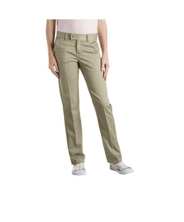 Dickies girl's pants KP7719DS - Desert Sand