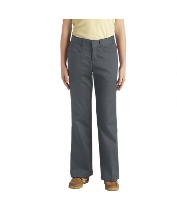 Dickies girl's pants KP969CH - Charcoal