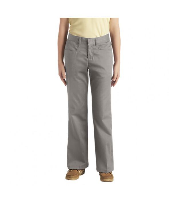 Dickies girl's pants KP969SV - Silver