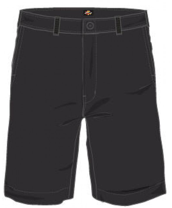 Dickies boy's shorts KR0700BK - Black