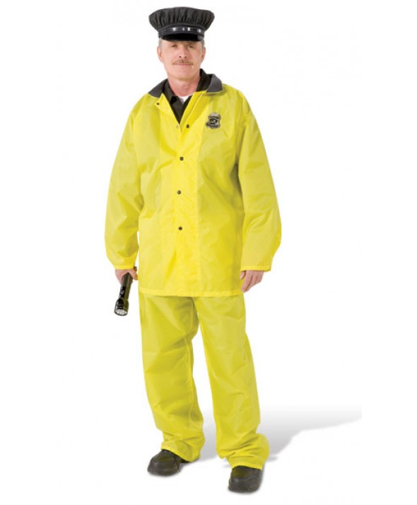 Pro-Tuff RW02 Law Enforcement Classic Police Rain Jacket