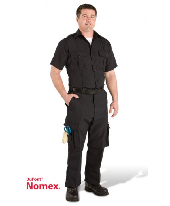 Pro-Tuff PP24 Emergency Medical Services Garments Plain Front Glove Pocket Pants of Nomex